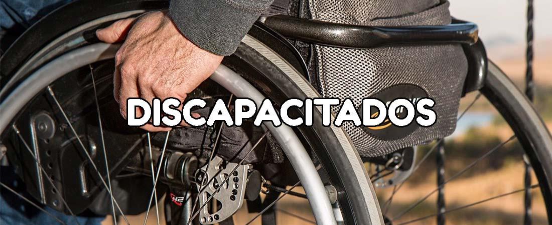 Contratos trabajo discapacitados