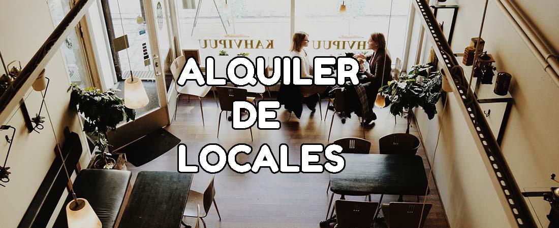contrato alquiler local