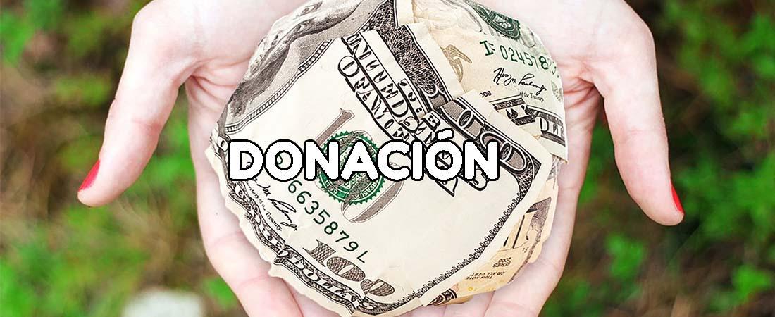 contrato donacion