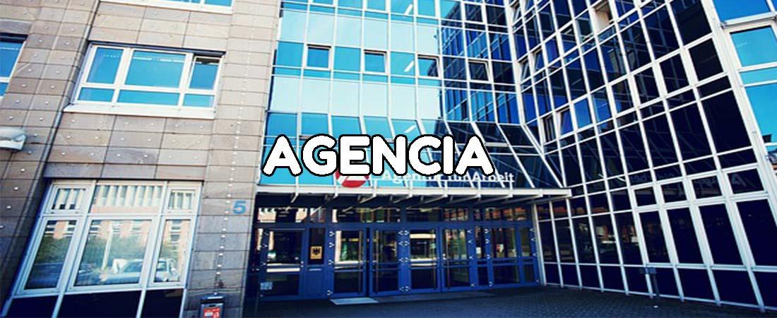 contrato trabajo agencia